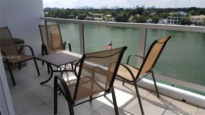 Miami Beach Condo For Sale: 5700 Collins Ave #6K