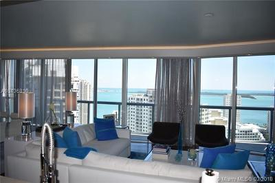 Miami Condo For Sale: 465 Brickell Ave #3401
