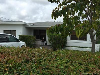 Miami Single Family Home For Sale: 6345 SW 32nd St