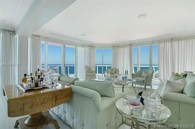 Bal Harbour Condo For Sale: 10101 Collins Ave #20F