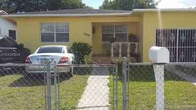 Miami Multi Family Home For Sale: 1366 NW 75 St