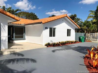 Miami FL Single Family Home For Sale: $549,000