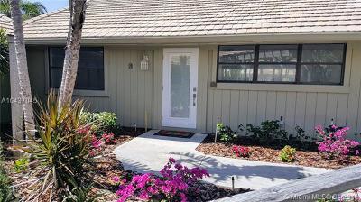Jupiter Single Family Home For Sale: 1127 E Seminole Ave