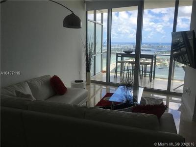 Miami Condo For Sale: 1100 Biscayne Blvd #5103