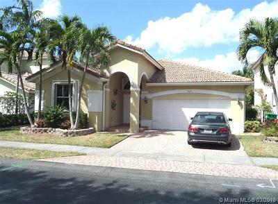 Doral Single Family Home For Sale: 9571 NW 45th St