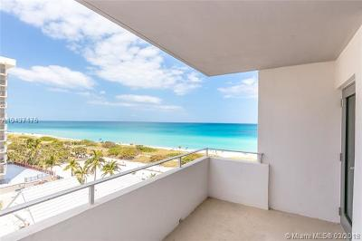 Surfside Condo For Sale: 9225 Collins Ave #703