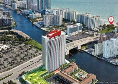Hallandale Condo For Sale: 2602 E Hallandale Beach Blvd #R409