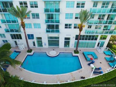 Miami Beach Condo For Sale: 650 West Ave #1206