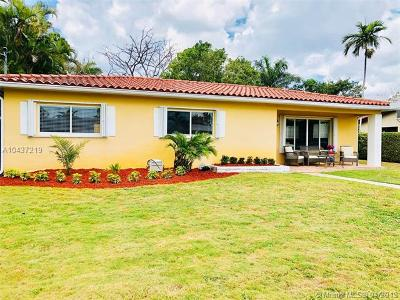 Miami Single Family Home For Sale: 8320 SW 63rd Pl