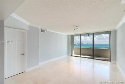 Miami Condo For Sale: 800 Claughton Island Dr #1302