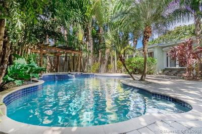 Miami Single Family Home For Sale: 4044 Bonita Ave