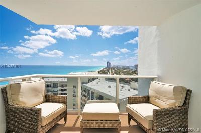 Hallandale Condo For Sale: 3140 S Ocean Dr #2201