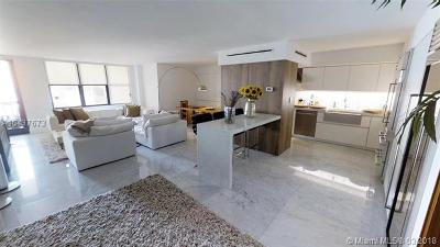 Bal Harbour Condo For Sale: 9801 Collins Ave #11P