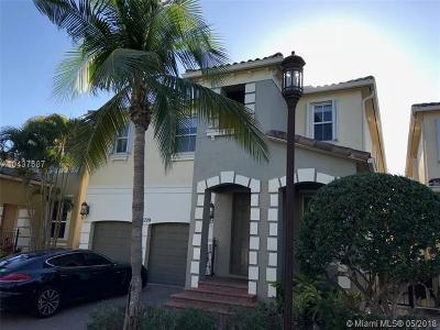 Aventura Single Family Home For Sale: 21220 NE 32 Pl