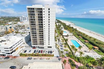 Miami Beach Condo For Sale: 2625 Collins Ave #1407