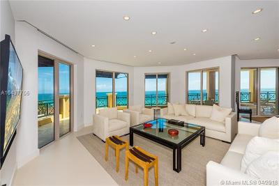 Hollywood Condo For Sale: 3415 N Ocean Drive #PH1