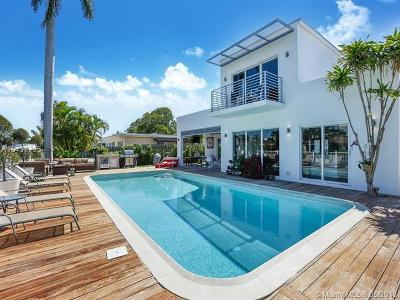 Fort Lauderdale Single Family Home For Sale: 1205 Mango Isle