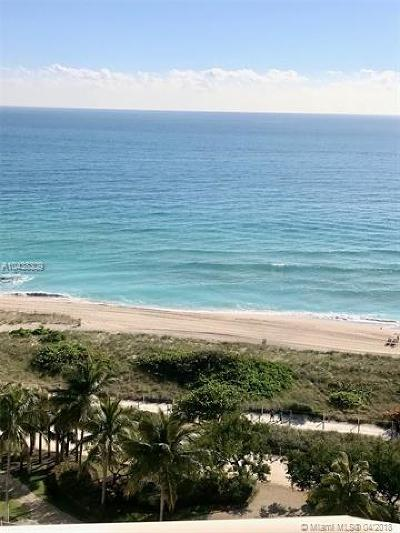 Surfside Condo For Sale: 9559 Collins Ave #PH-5