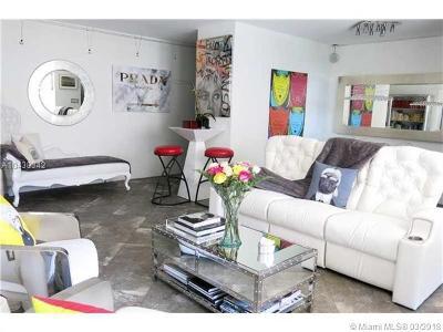 Miami Beach Condo For Sale: 1300 Lincoln Road #A301