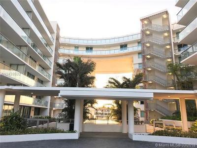 Miami Beach Condo For Sale: 6620 Indian Creek Dr #710