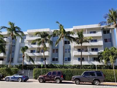 Miami Beach Condo For Sale: 1610 Lenox Ave #213