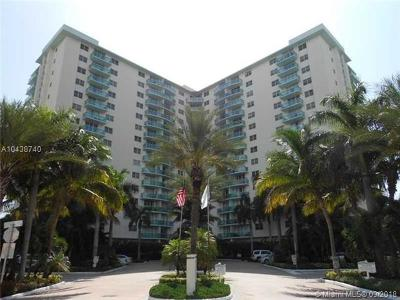 Hollywood Condo For Sale: 3801 S Ocean Dr #1B