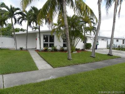 Miami Single Family Home For Sale: 4950 SW 111th Ave
