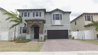 Hialeah Single Family Home For Sale: 3553 W 93rd Pl