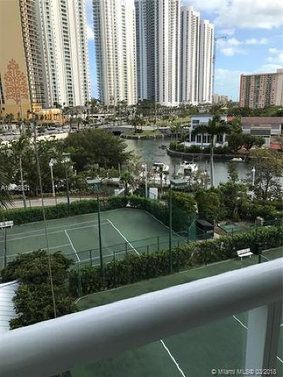 Miami Beach Condo For Sale: 16400 Collins #442