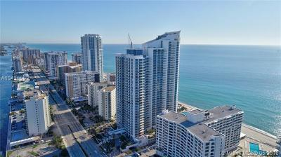 hollywood Condo For Sale: 3101 S Ocean Dr #401
