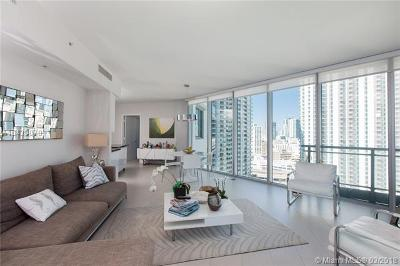 Condo For Sale: 92 SW 3rd St #2401