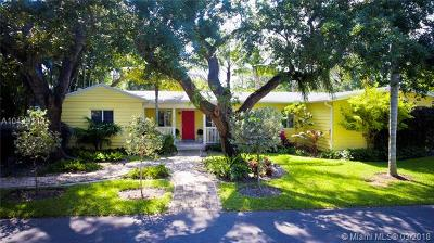 Single Family Home For Sale: 4190 Braganza Ave