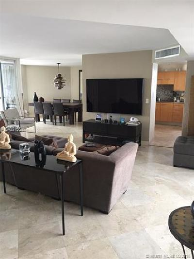 Miami Beach Condo For Sale: 6767 Collins Ave #2100
