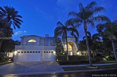 Weston Single Family Home For Sale: 2736 Pinehurst