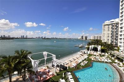 Miami Beach Condo For Sale: 1100 West Ave #1426