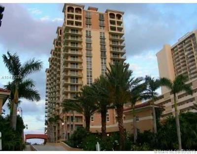 Hallandale Condo For Sale: 2080 Ocean Dr #702