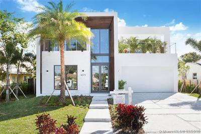 Miami Beach Single Family Home For Sale: 4573 Prairie Ave
