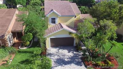 Coconut Creek Single Family Home For Sale: 3740 NW 71st St