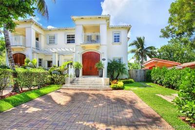 Key Biscayne Single Family Home For Sale: 270 Fernwood Rd