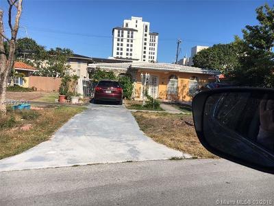 Miami FL Single Family Home For Sale: $800,000