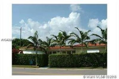 Surfside Single Family Home For Sale: 625 93rd St