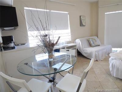 Miami Beach Condo For Sale: 763 Pennsylvania Ave #117