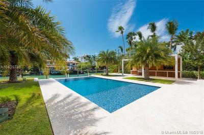Miami Beach Single Family Home For Sale: 1440 W 23rd St