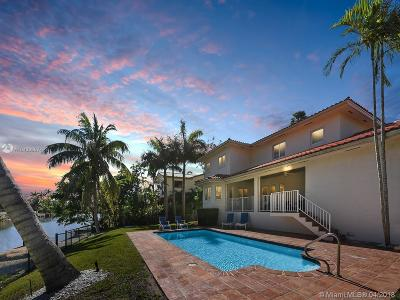 Coral Gables Single Family Home For Sale: 1541 Bella Vista Avenue