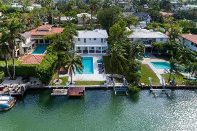 Miami Beach Single Family Home For Sale: 1431 W 22 St