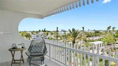 Bal Harbour Condo For Sale: 10205 Collins Ave #302