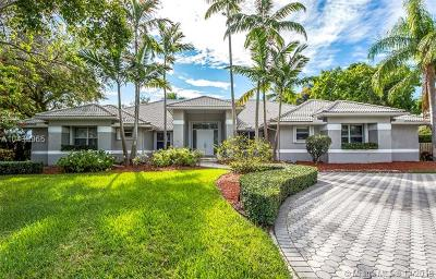 Palmetto Bay Single Family Home For Sale: 6730 SW 141st St