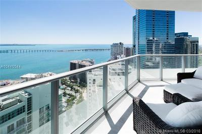 Miami Condo For Sale: 1300 Brickell Bay Dr #3801