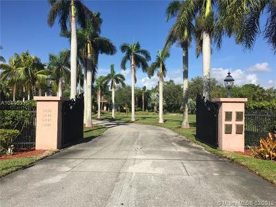 Pinecrest Residential Lots & Land For Sale: 13180 Old Cutler Rd