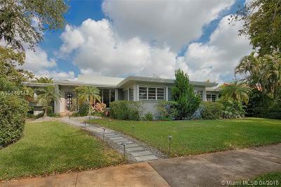 Miami Shores Single Family Home For Sale: 575 Grand Concourse